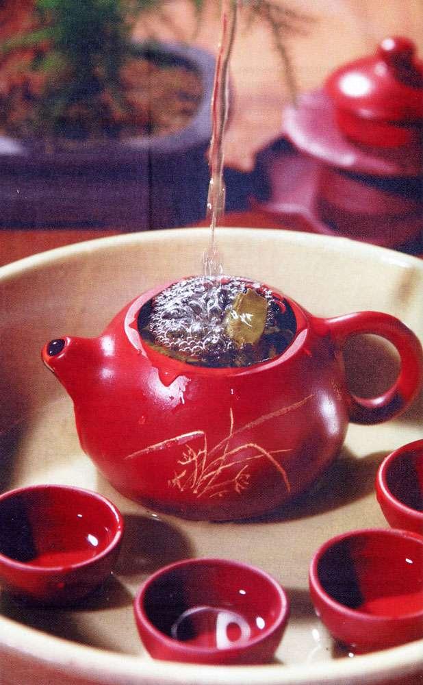 Улун из провинции Гуандун
